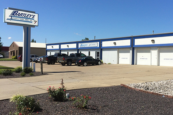 Bartley's Paint and Body Shop - Evansville IN